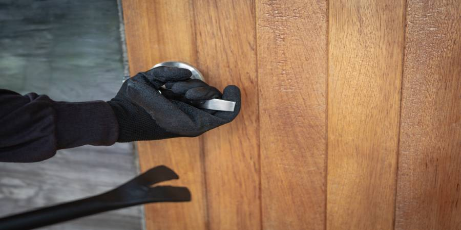 Be Prepared If Burglars Are Running Amuck In Your Neighborhood