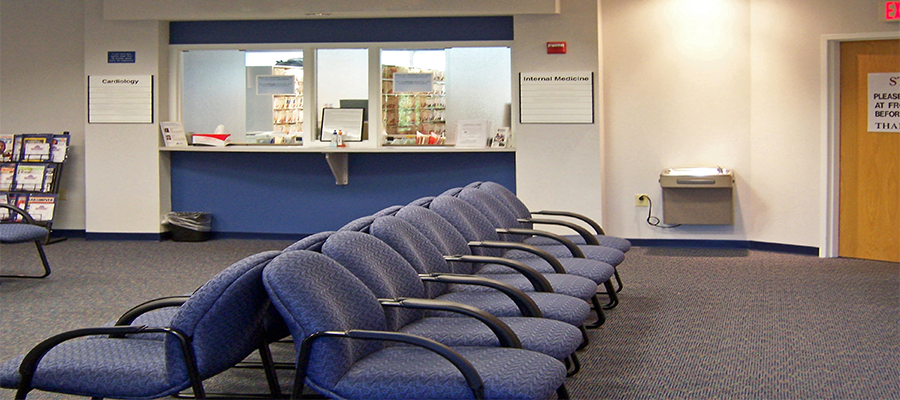 Why Your Waiting Room Needs A Surveillance System