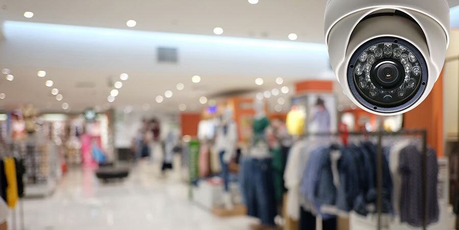 Security Solutions for Retail Business Stores